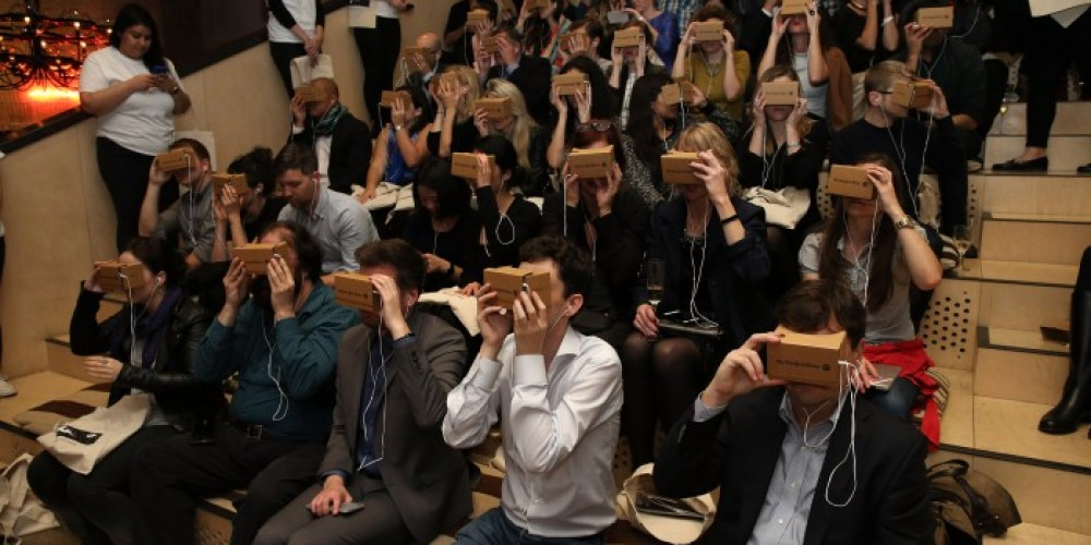 New York Times Virtual Reality Film Explores Journalism's New Frontier