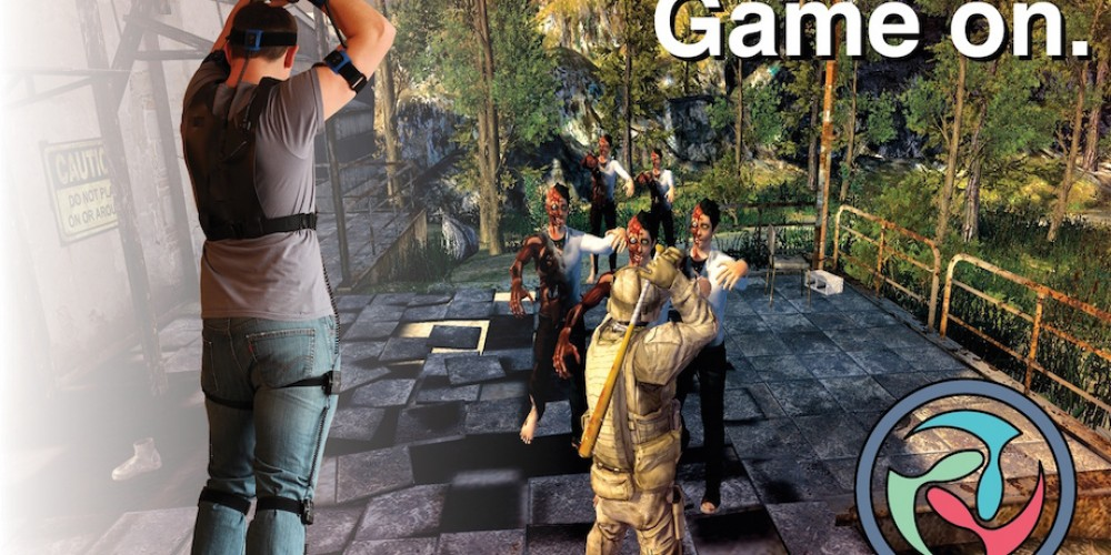 PrioVR Gaming Solutions for Virtual Reality