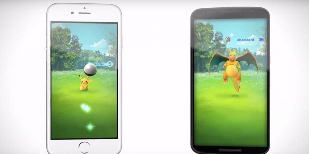 Pokémon Go Announced for iOS and Android