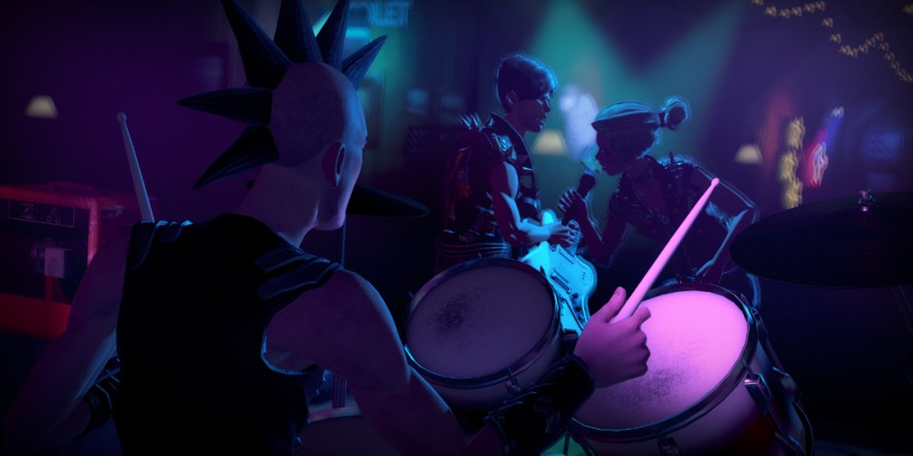 Virtual Reality Rock Band Version Coming To Oculus Rift
