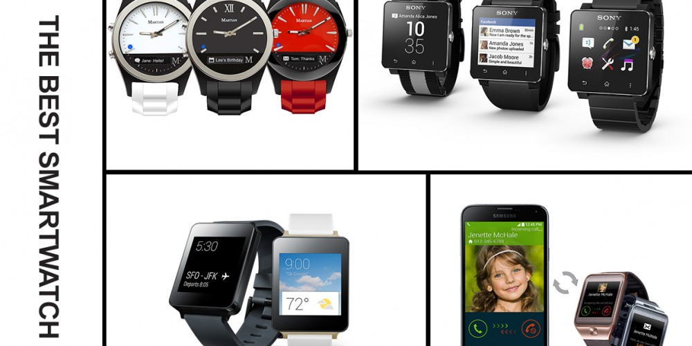 Apple Watch alternatives – 5 best and affordable smartwatches