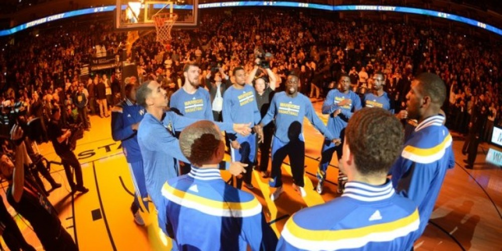 Wearables used by the Golden State Warriors