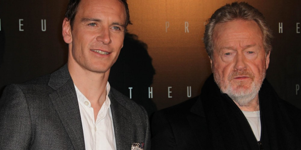 Ridley Scott's Mysterious Virtual Reality