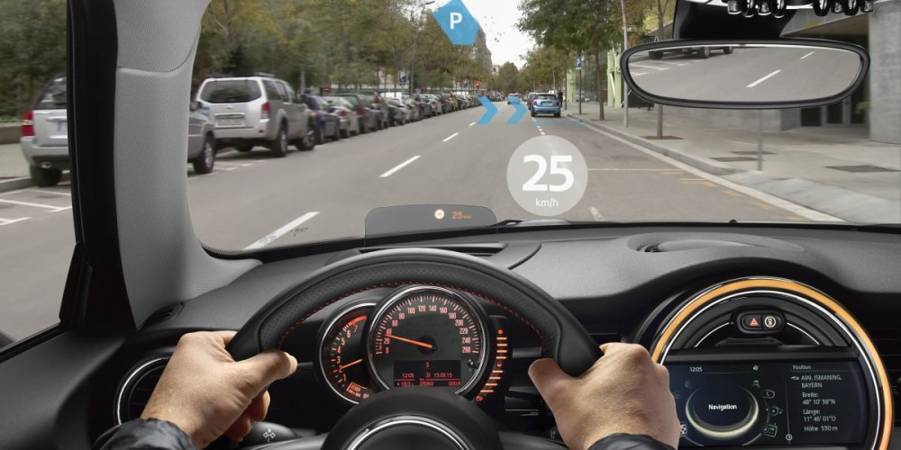 BMW Introducing Augmented Reality Glasses for Mini