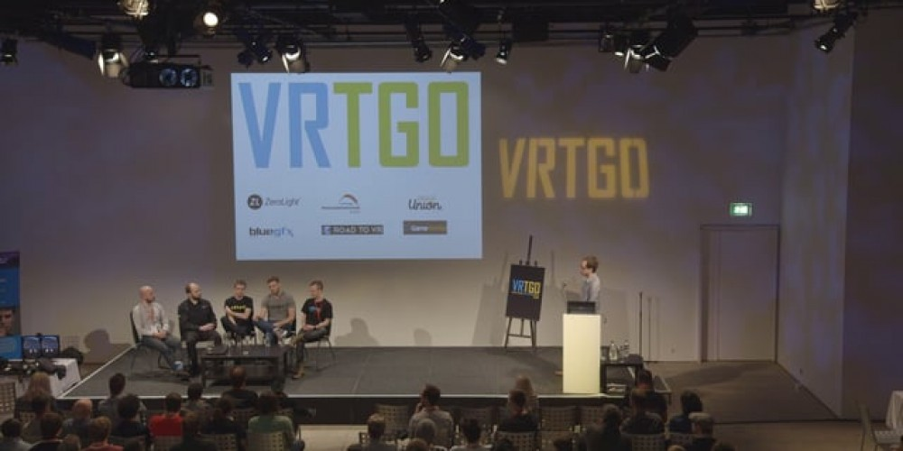 VRTGO Launches competition for new & innovative VR titles, sponsored by nDreams and supported by SCEE & Ukie