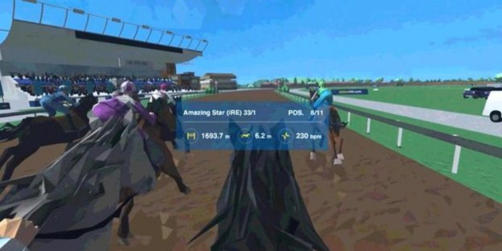 William Hill Bets On Virtual Reality Racing