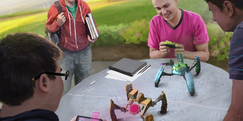 AR Toys Are Catching Users' Attention Extensively!