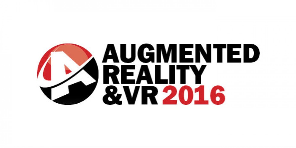 Augmented Reality & VR Show 2016, London, UK On March 15-16, 2016