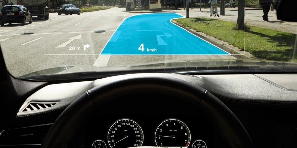 Your Windscreen may Get Smarter with Augmented Reality