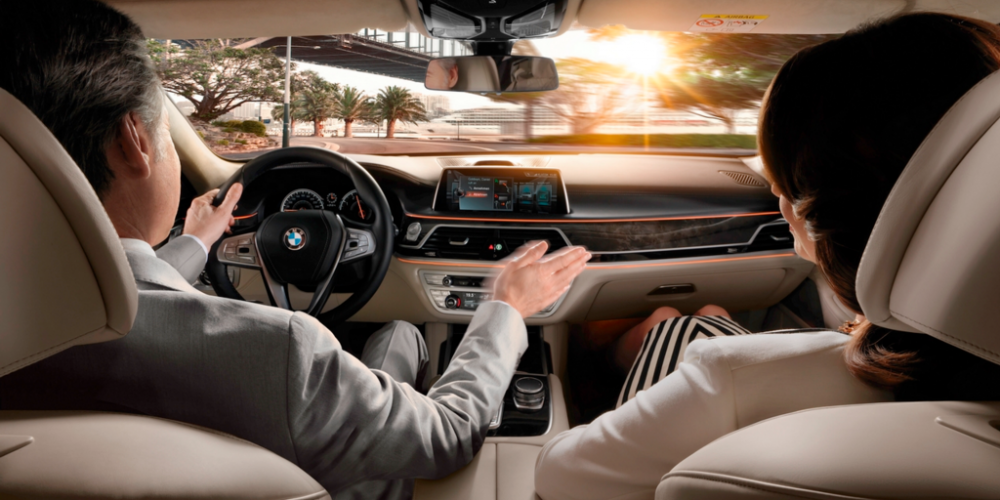 BMW To Show 'AirTouch' 3-Dimentional Gesture Control At The 2016 CES