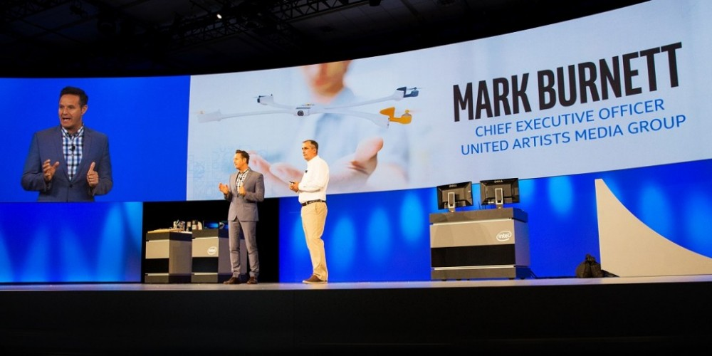 Search for Next Great Wearable by Intel, Turner and Mark Burnett