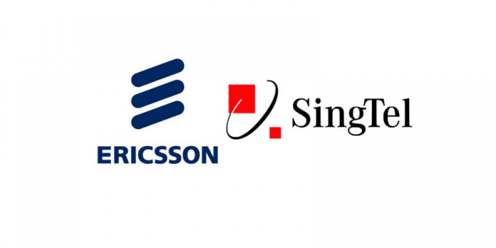 Singtel And Ericsson Partnership To Test Narrowband Networks For Internet of Things