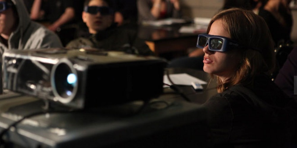 Going 3D in Classroom