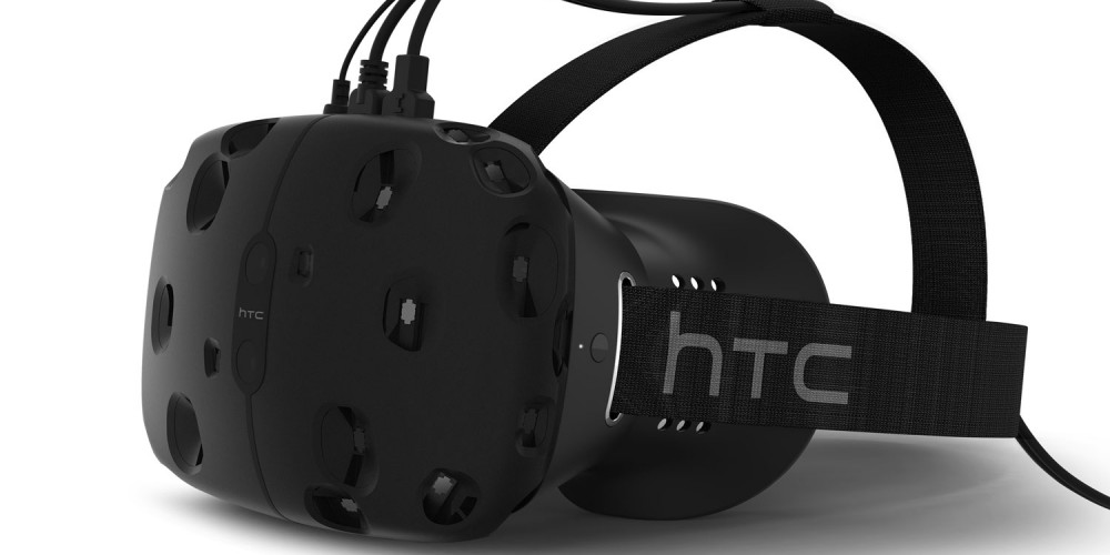 Good Vibrations from HTC Vive
