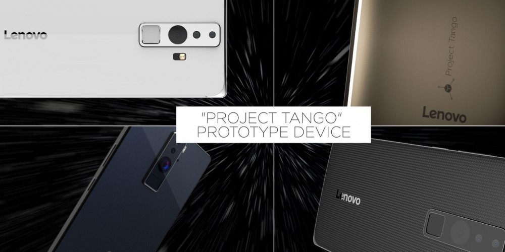'Lenovo Phab 2 Pro' Is The First Smartphone To Support Google's Project Tango