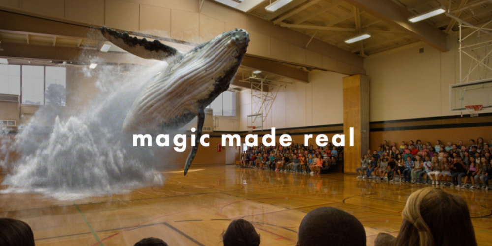 Secretive Augmented Reality Startup Magic Leap Raising $827 Million