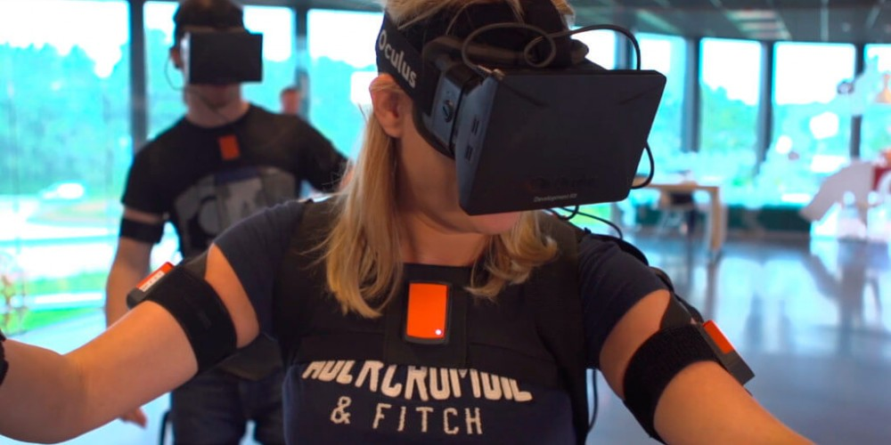 Microsoft Researchers Working On A Multi-Person Virtual Reality