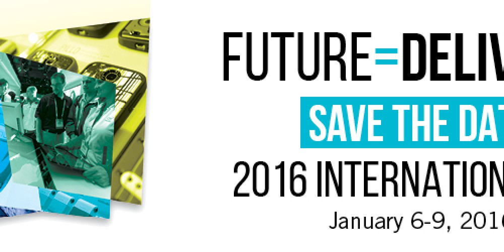 2016 International CES Set For January 5 – 9 2016 In Las Vegas