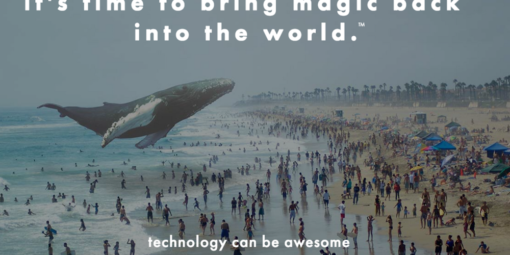 Magic Leap's Cinematic Reality