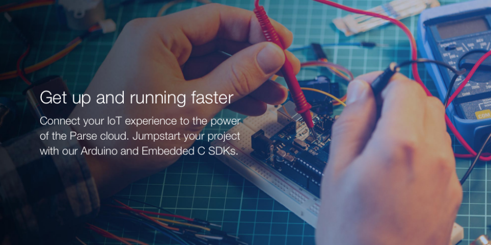 Parse Launches IoT SDKs for Intel, Broadcom, Atmel and TI Hardware
