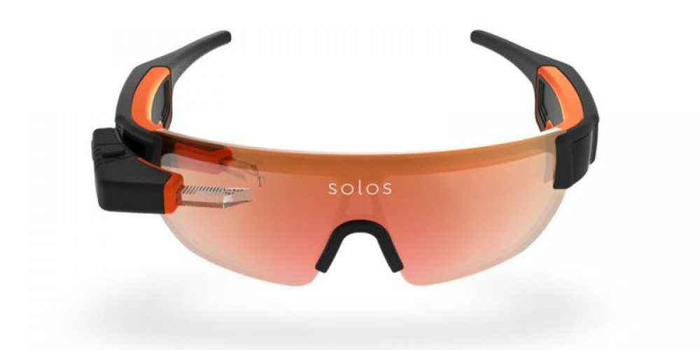 Like The US Olympic Cycling Team, You Can Also Use Solos AR Glasses