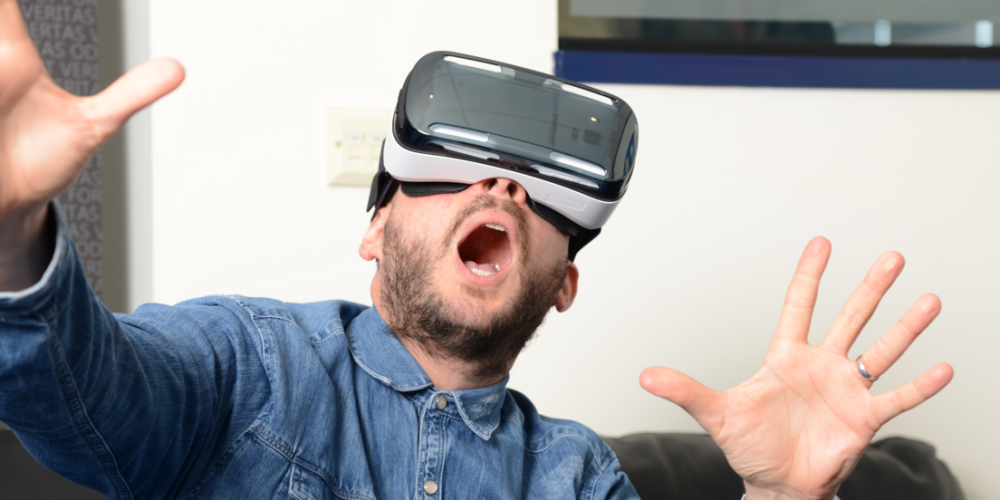 Virtual Reality Headsets Can Cause Motion Sickness, Nausea