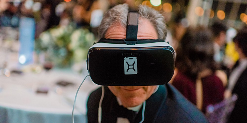 VR Is Allowing Donors To Offer Large Sums Of Money For Charitable Causes