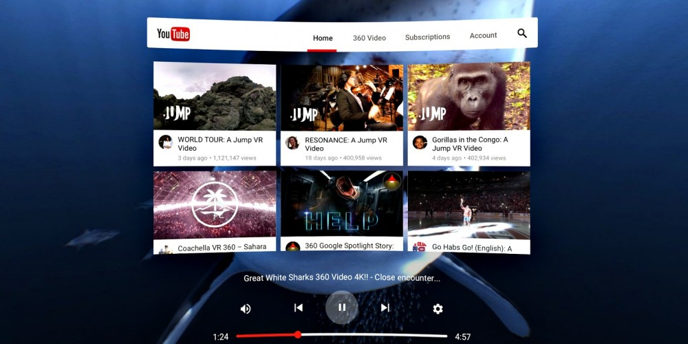 YouTube Is Expected To Launch A VR App For Daydream Platform Later This Year
