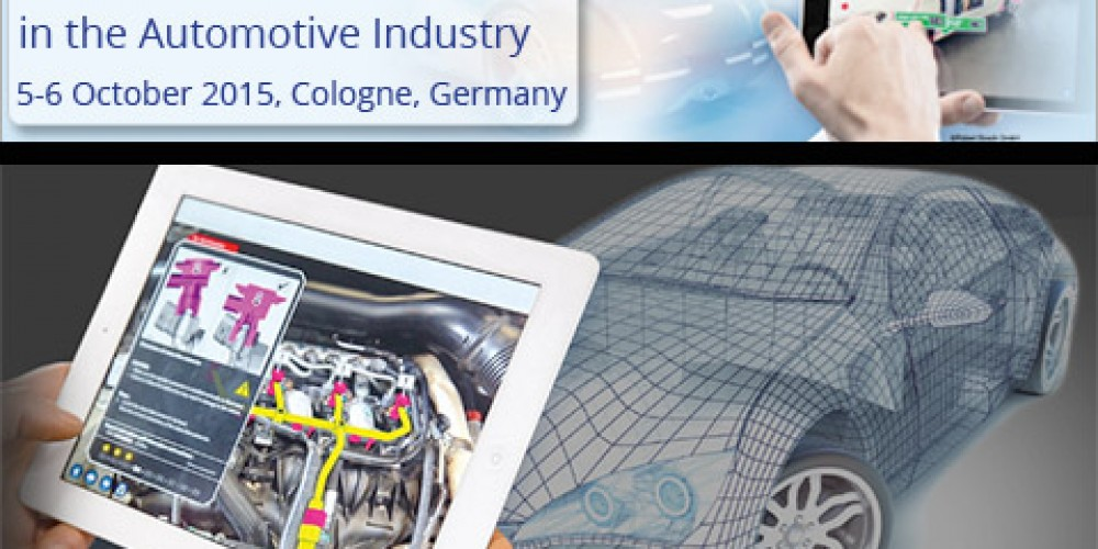 October 5-6 2015 Augmented Reality in Automotive