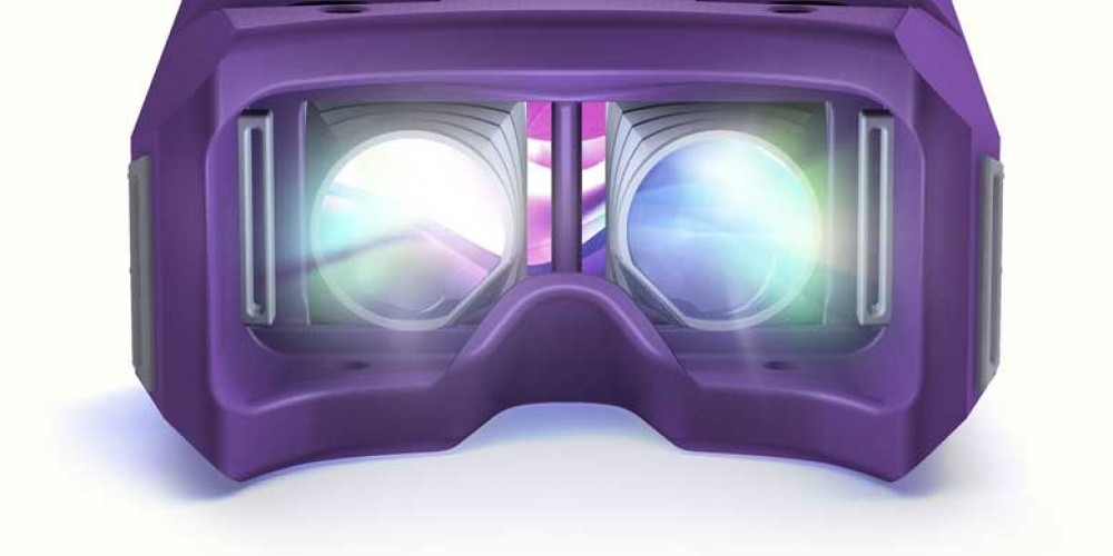 An Array of Virtual Reality Products from Merge Labs