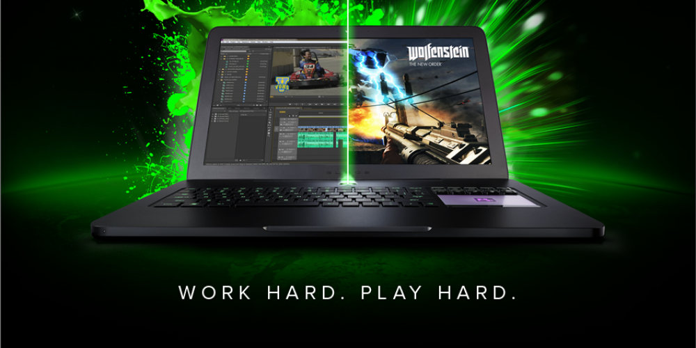 Make Gaming More Exciting with Razer Innovations