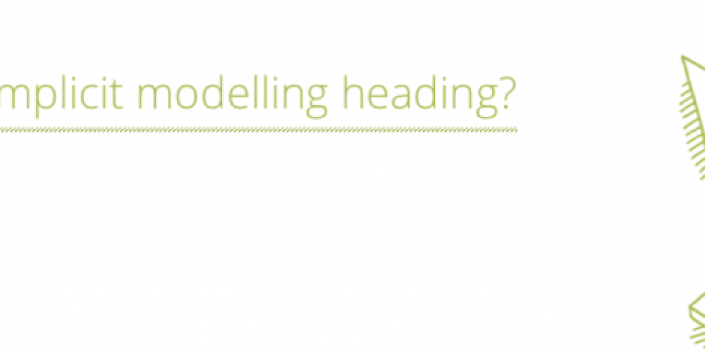 Insider's Guide to 3D Implicit Modelling Launched by ARANZ Geo