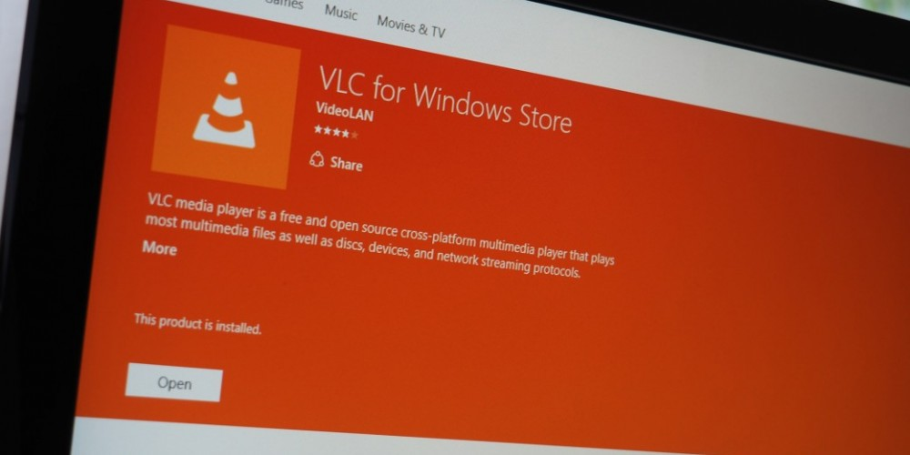 VLC's New App Arrives In Windows Store For Microsoft HoloLens