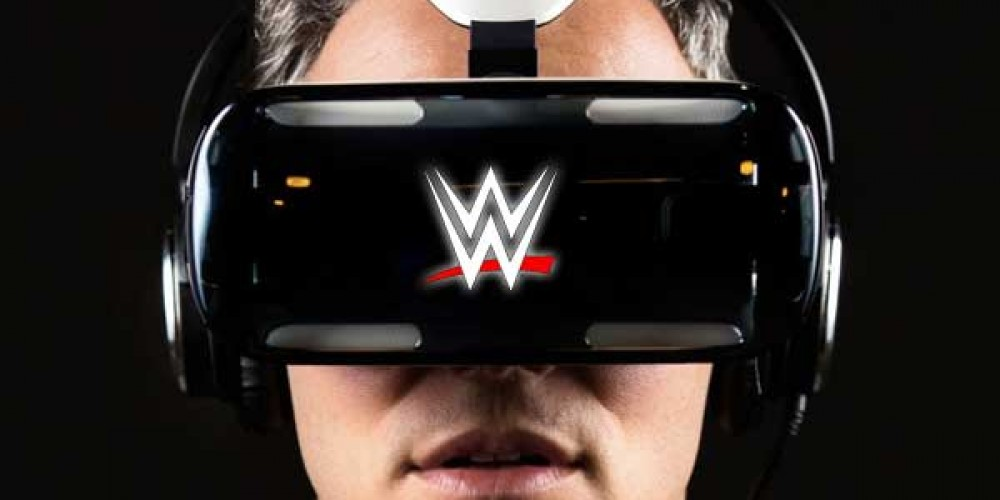WWE Ladders Into Virtual Reality Ring With Samsung