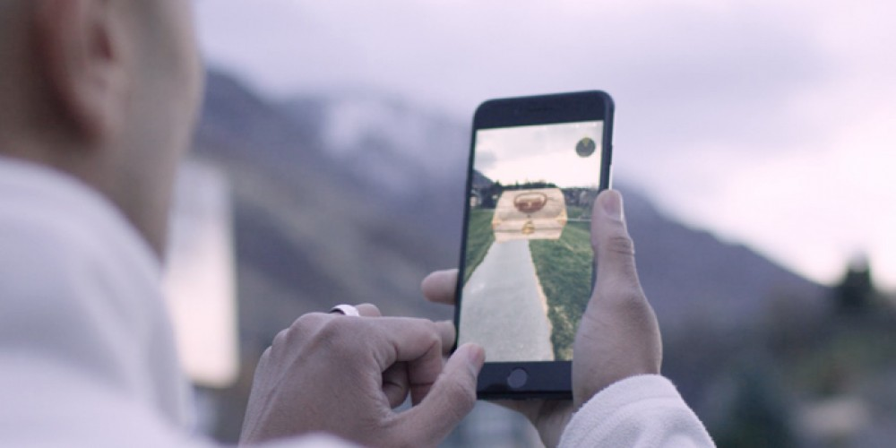 Apps Using Augmented Reality To Drive Traffic For Event