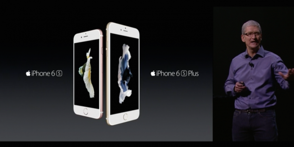 Apple unveils iPhone 6s, iPhone 6s Plus, iPad Pro and an Apple TV !