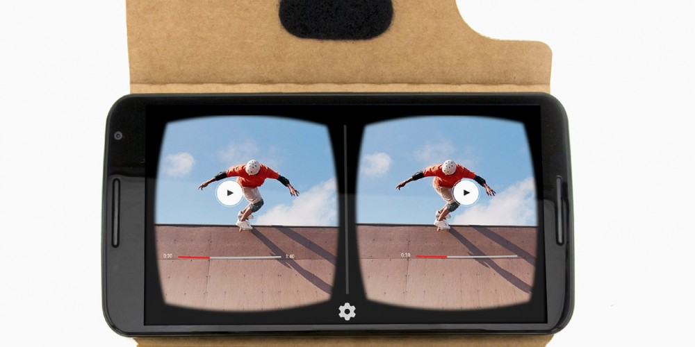Google Brings Virtual Reality Content To YouTube