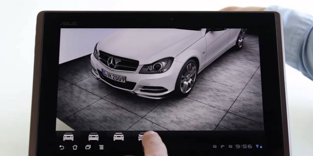 Mercedes-Benz Uses AR To Help Save Lives