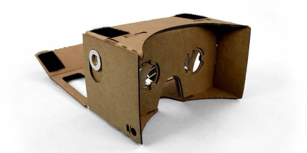 Google Cardboard Overview: Virtual Reality On The Cheap