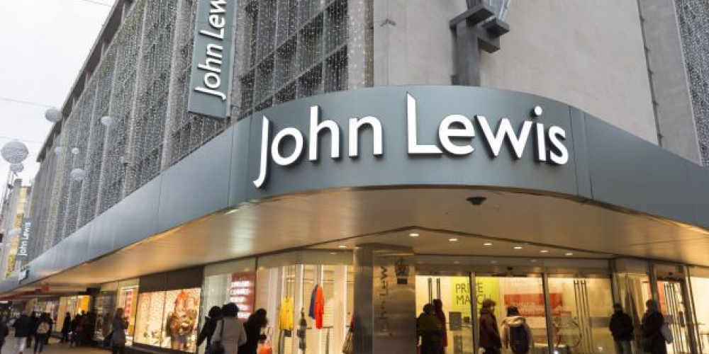 Augmented Reality Tech in a Flagship Store by John Lewis