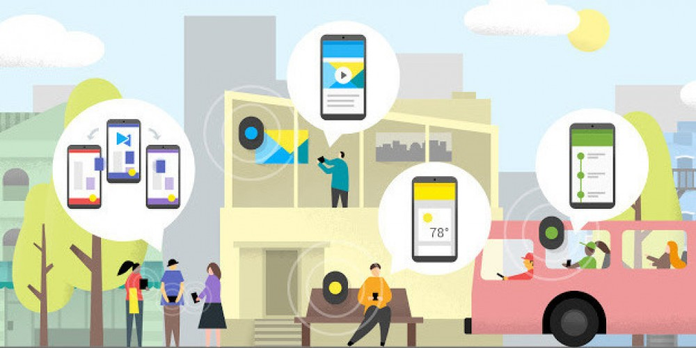 Google's Vision Of IoT Is Highly Riveting!